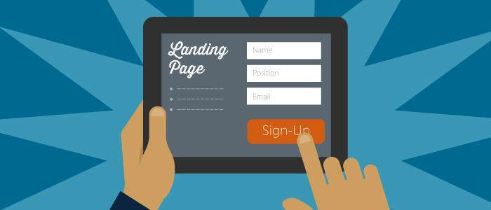landing-page-ideas