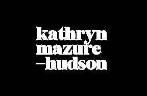 kathryn mazure hudson logo