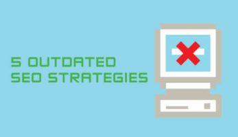 SEO Strategies outdated
