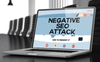 Negative Seo Attack