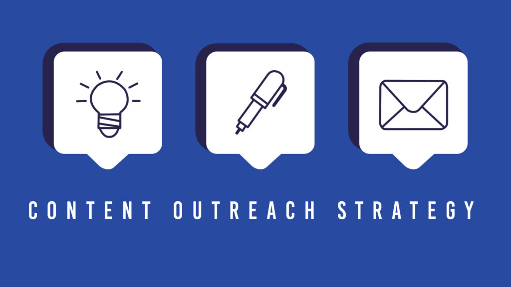content outreach strategy