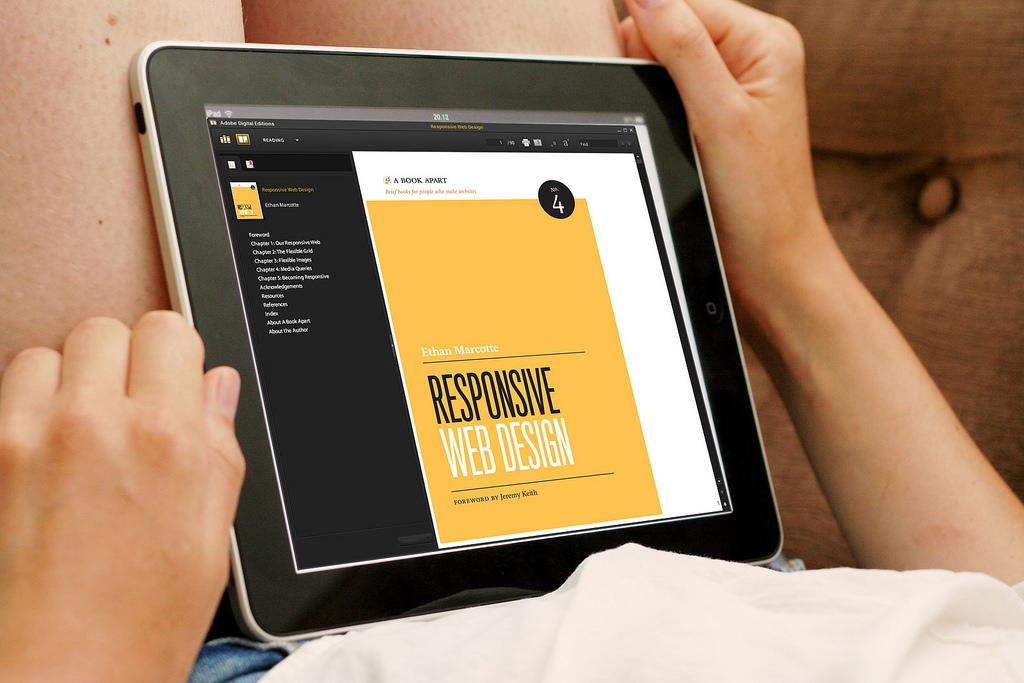 mobile responsive - MLA Web Designs London