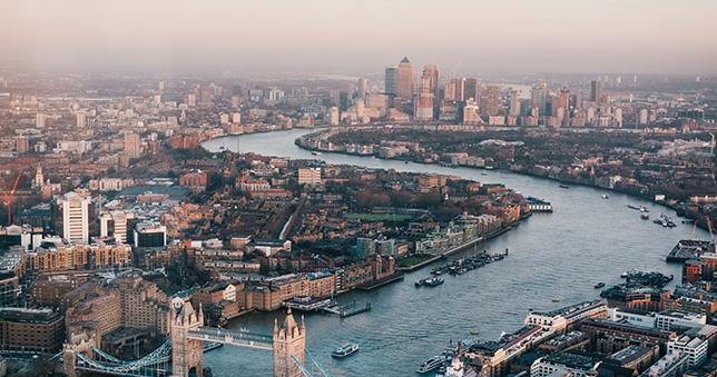 luxury web design London